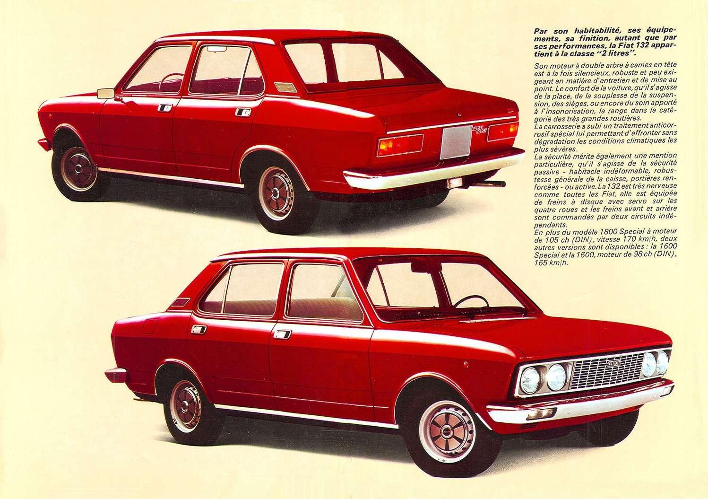 Fiat 132 #8994385