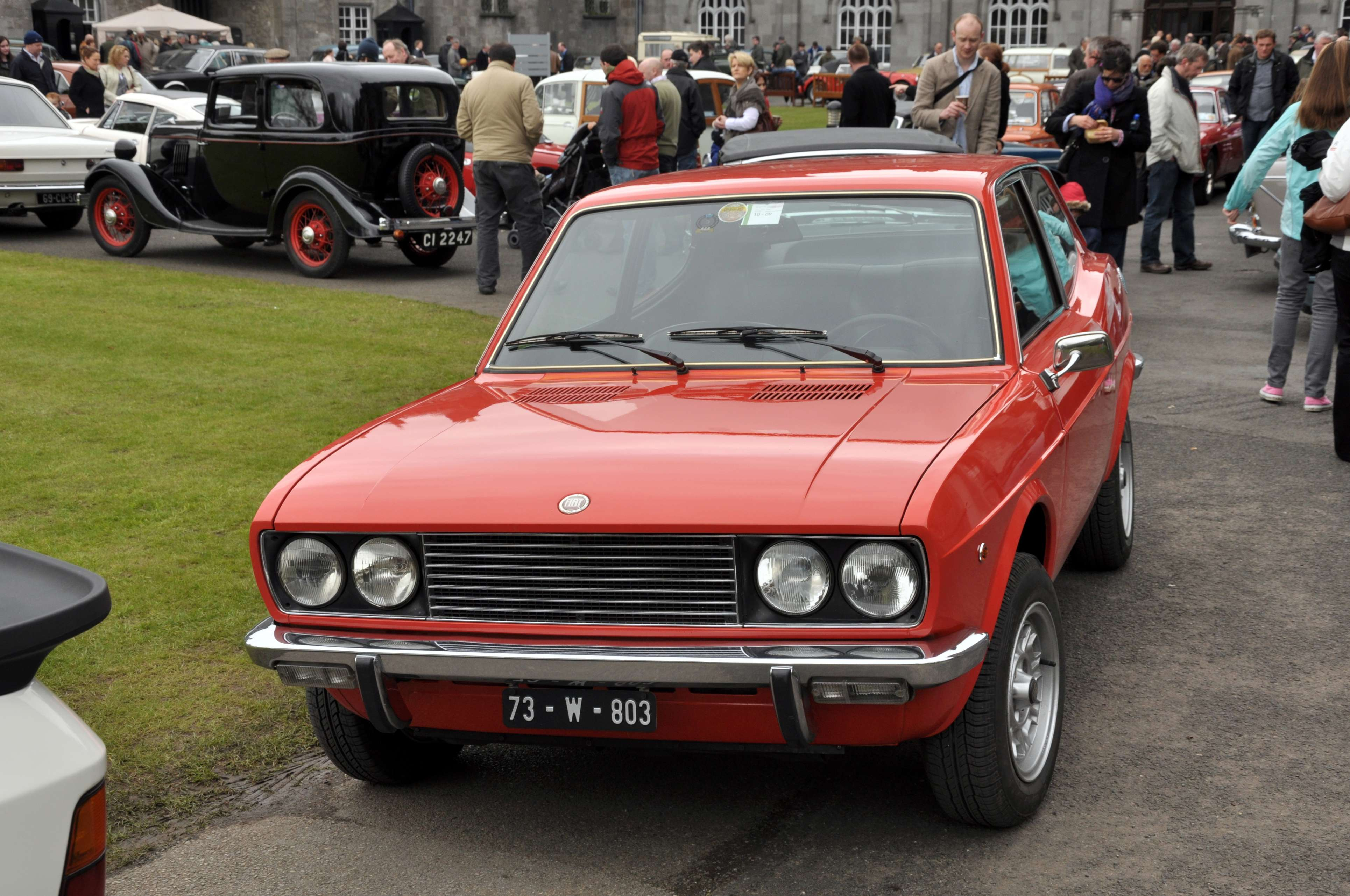 Fiat 128 coupe #9765080