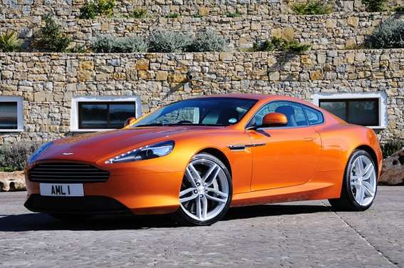Aston Martin Virage #8734902