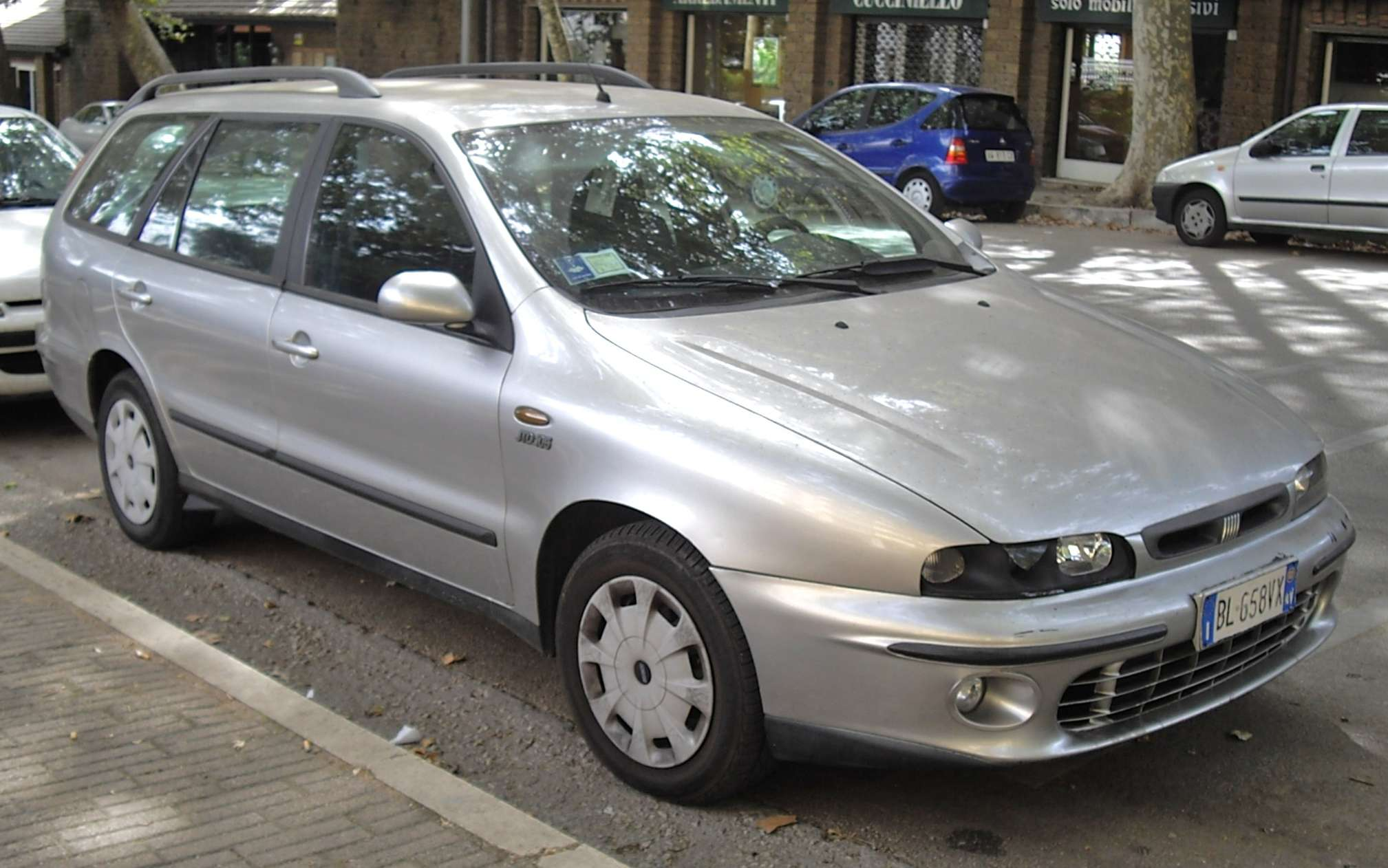 Fiat Marea Weekend #9946915