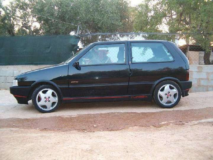 Fiat Uno Turbo ie #9079733