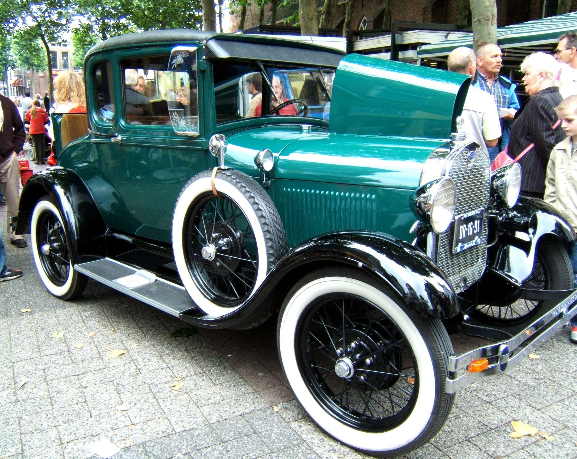 Ford 1929 #9902312