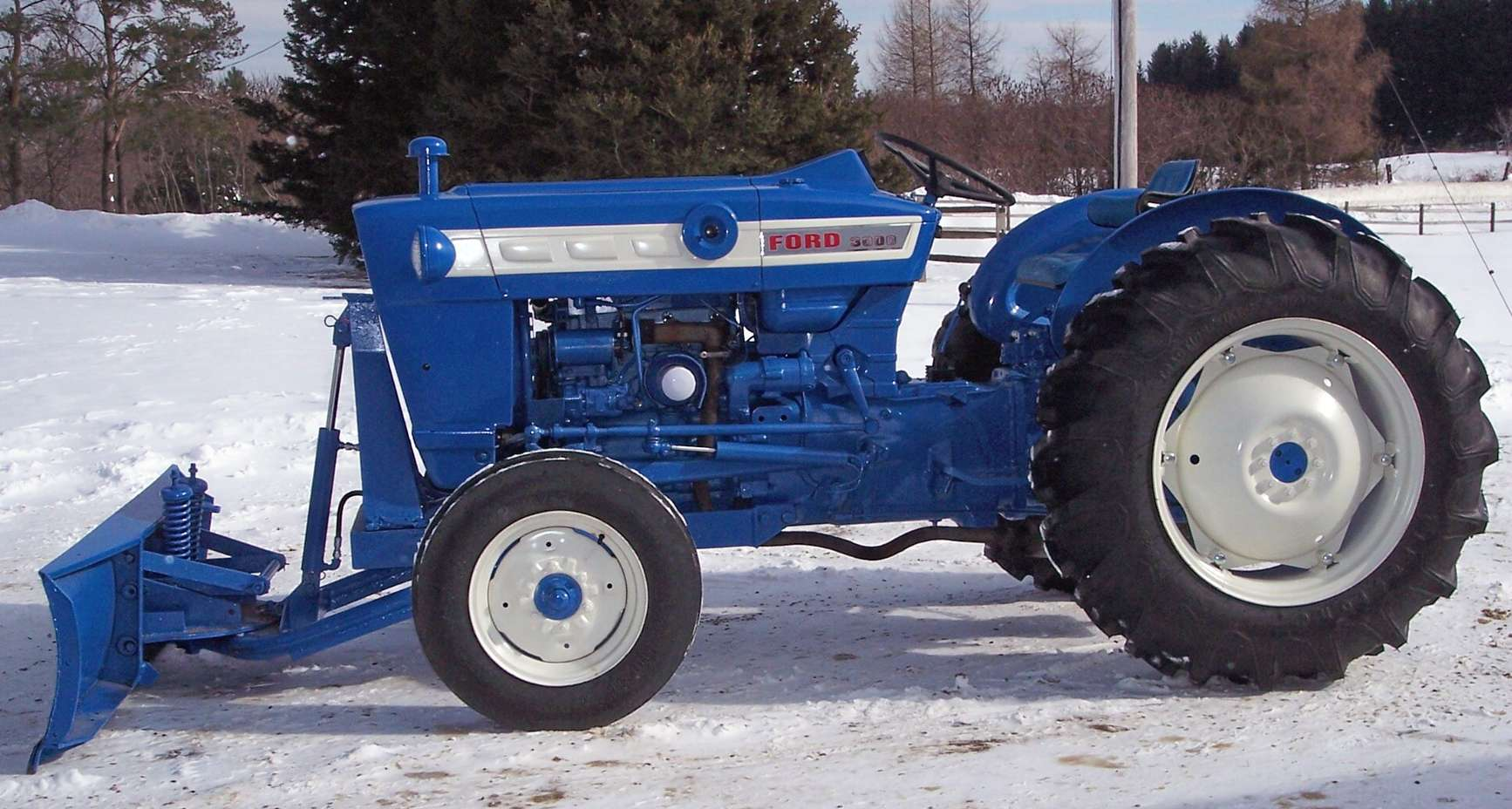 Ford 3000 #7536706