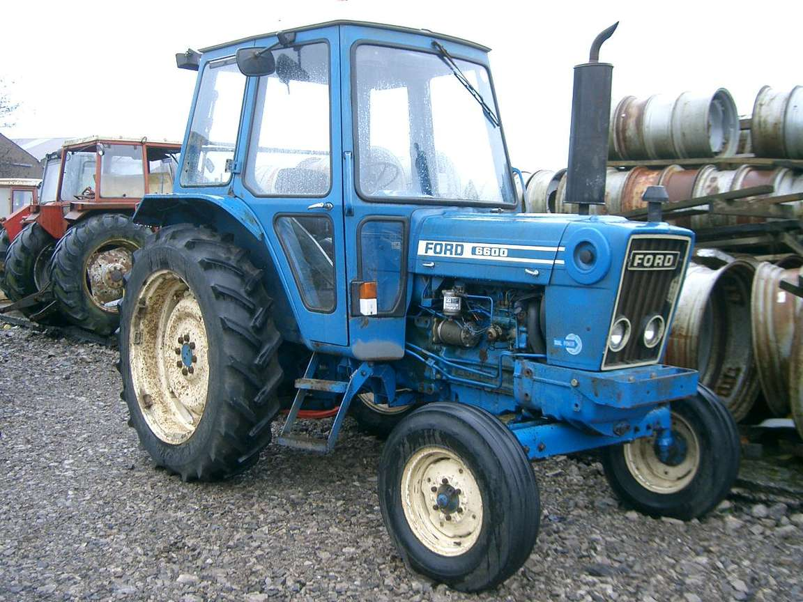 Ford 6600 #8103596