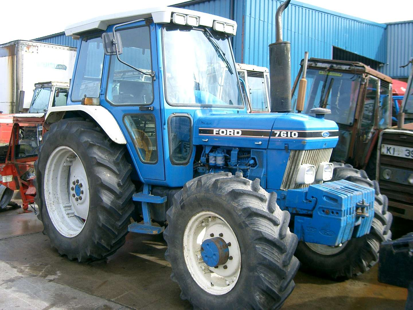 Ford 7610 #9656894