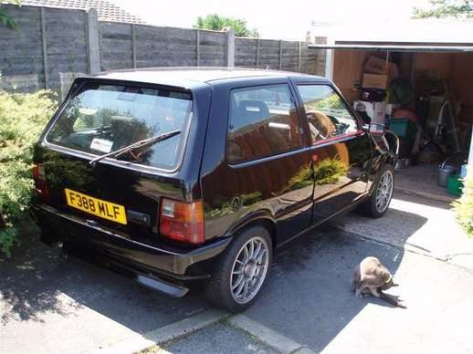 Fiat Uno Turbo ie #9013016