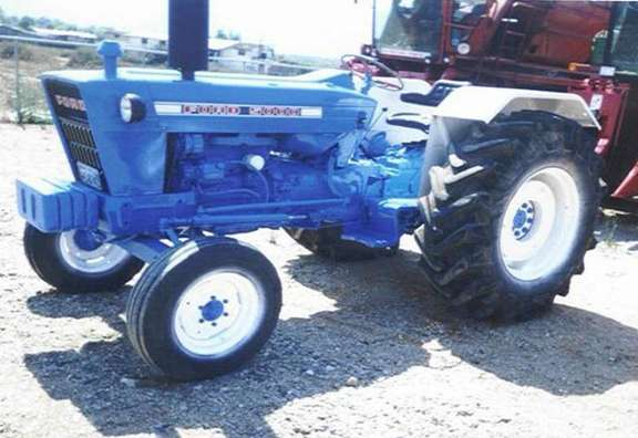 Ford 5000 #8668491