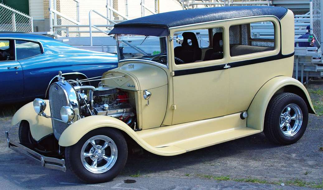 Ford 1929 #9812229