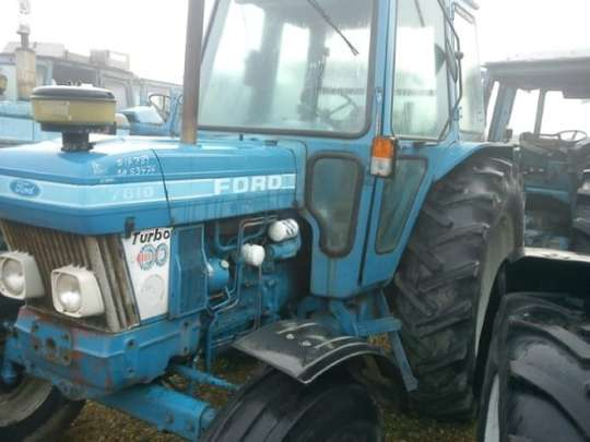 Ford 7610 #7062918