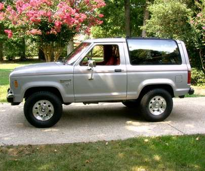 Ford Bronco II #9772113
