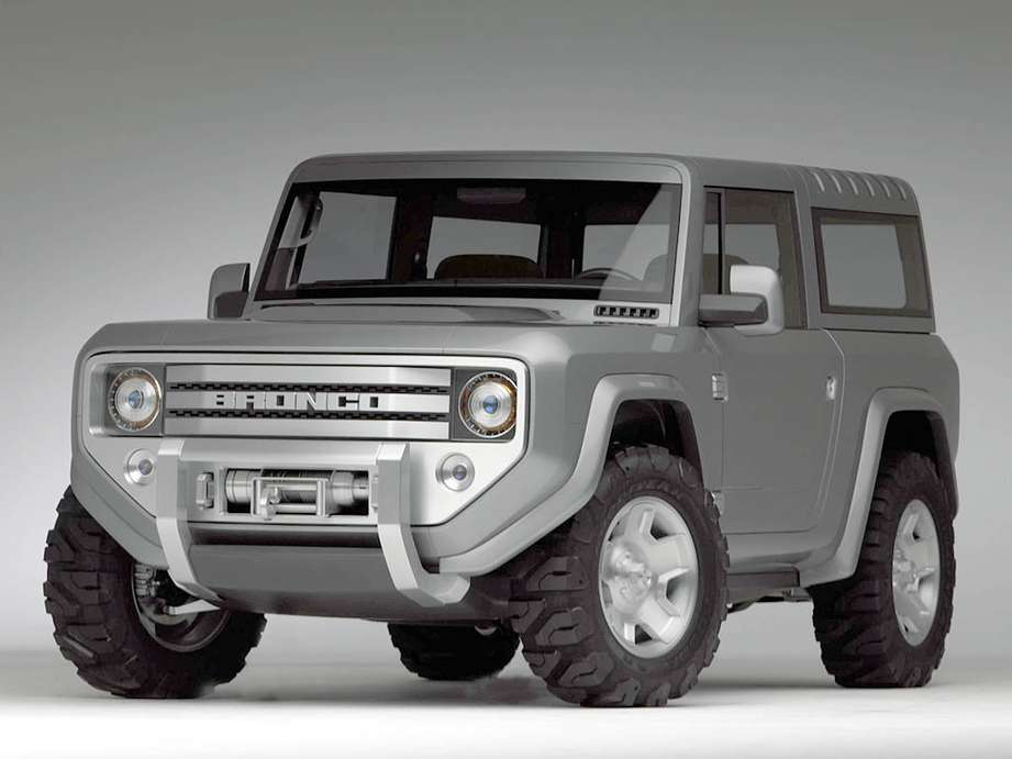 Ford Bronco #8668959