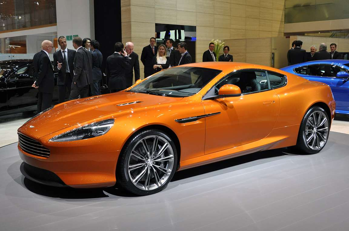 Aston Martin Virage #7930932