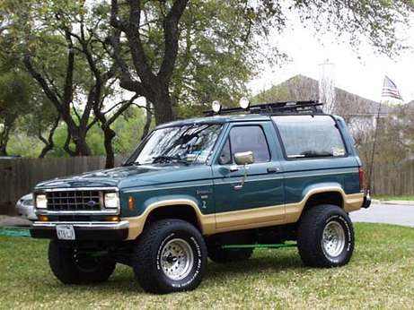Ford Bronco II #7252774