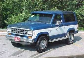 Ford Bronco II #7140035