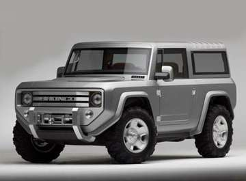 Ford Bronco #7271081