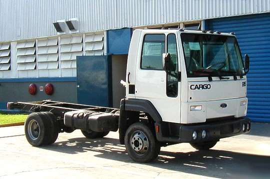 Ford Cargo 815 #7401594