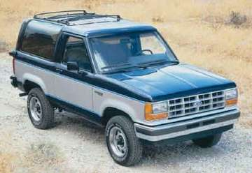 Ford Bronco II #9624601