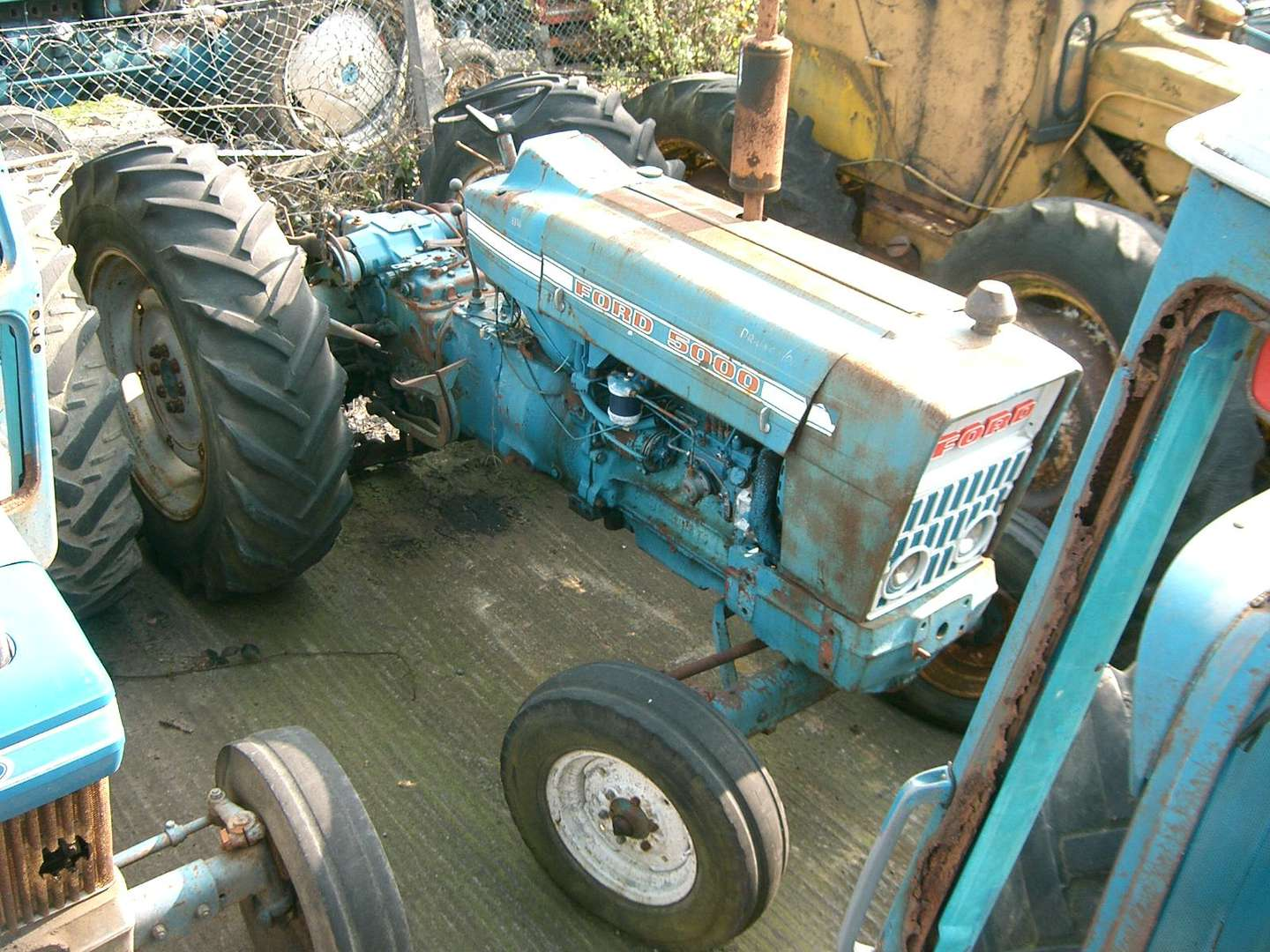 Ford 5000 #8115140