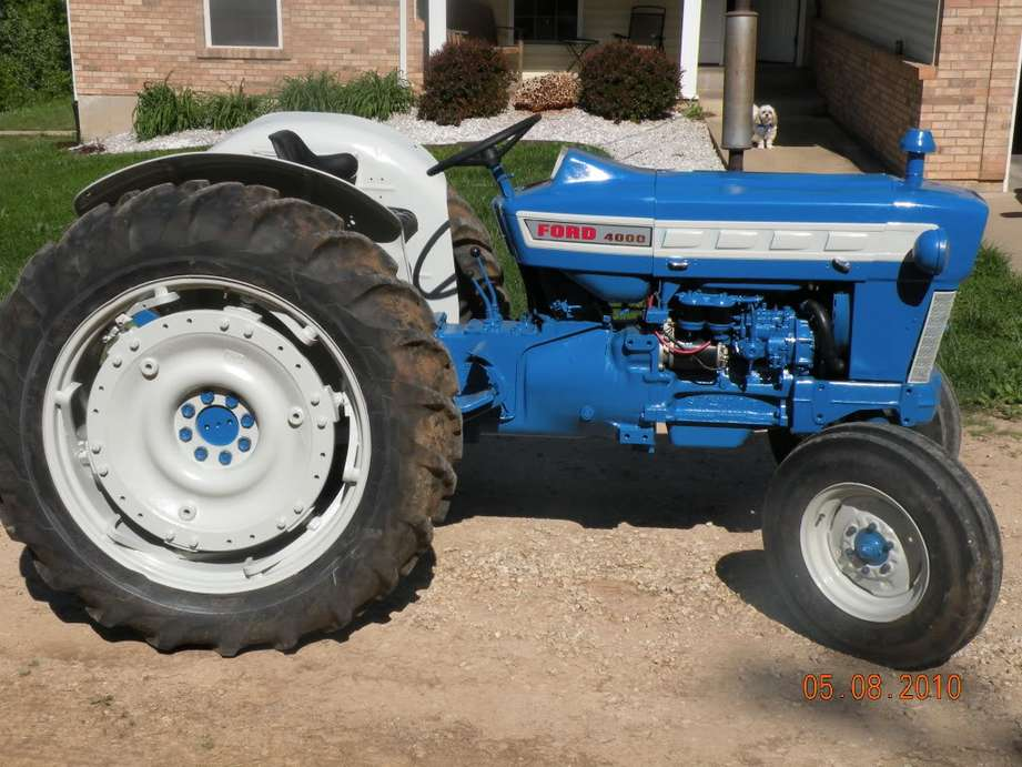 Ford 4000 #8073934
