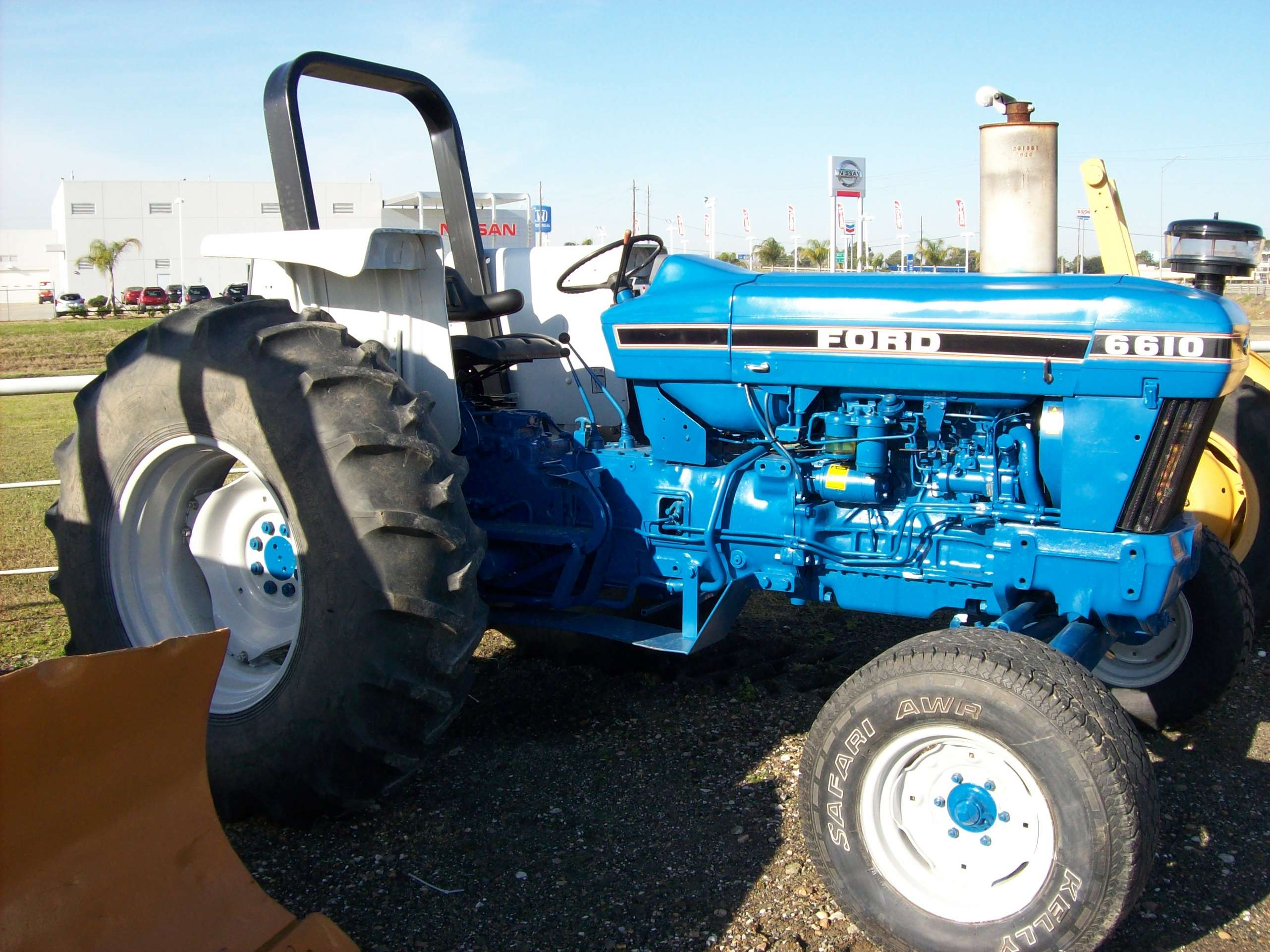 Ford 6610 #7322442