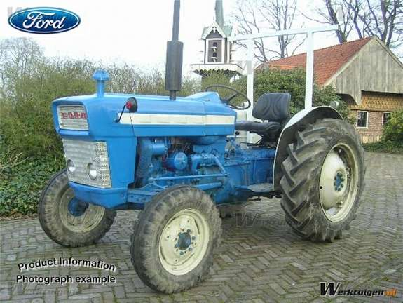 Ford 3000 #9154000
