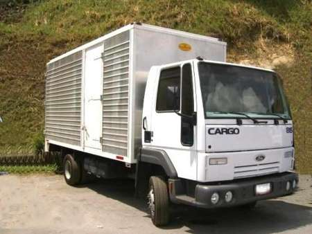 Ford Cargo 815 #9598468