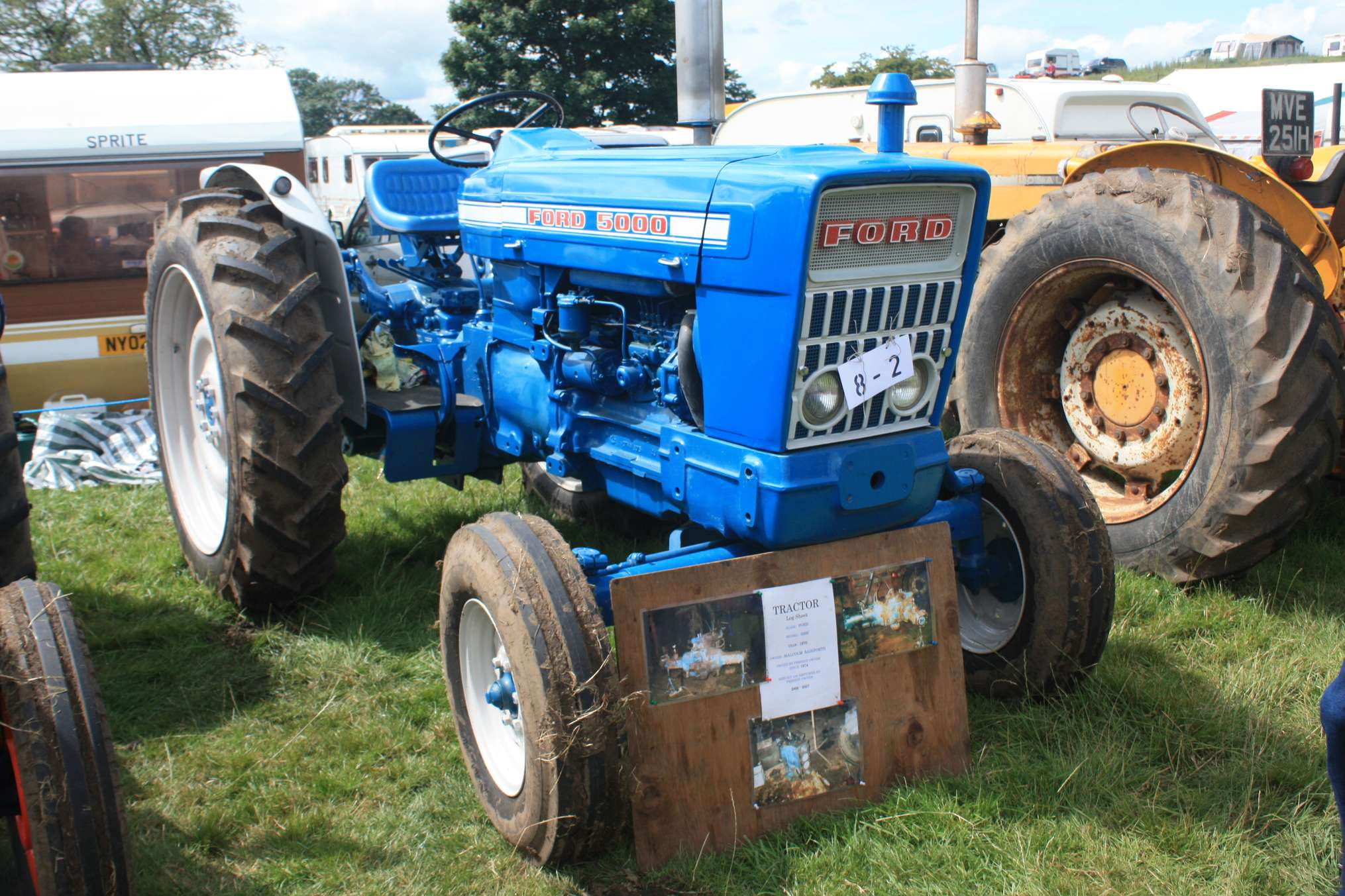 Ford 5000 #8526168