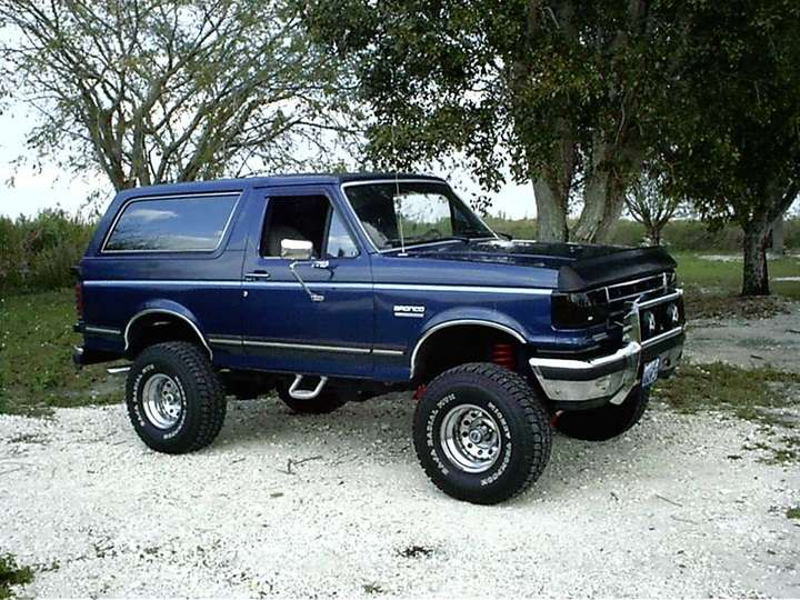 Ford Bronco #7756181