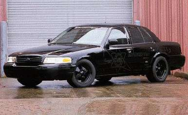 Ford Crown Victoria Police Interceptor #9627294