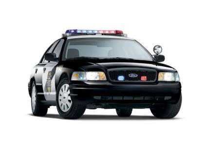 Ford Crown Victoria Police Interceptor #9804877