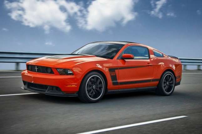 Ford Boss 302 #9675323