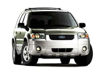 Ford Escape Hybrid #8756210