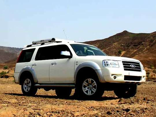 Ford Endeavour #7675893
