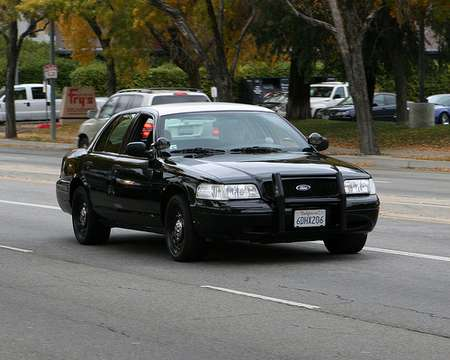 Ford Crown Victoria Police Interceptor #8213012