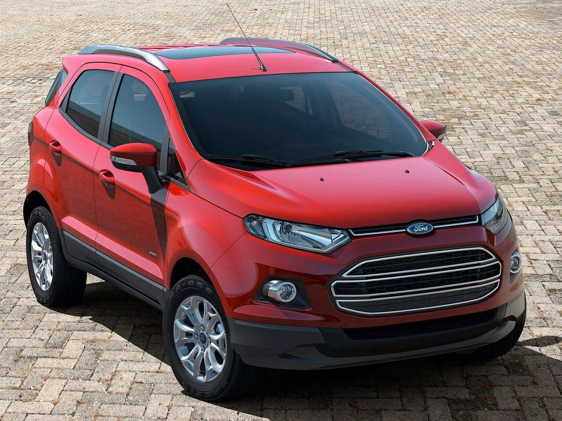 Ford Eco sport #8566891