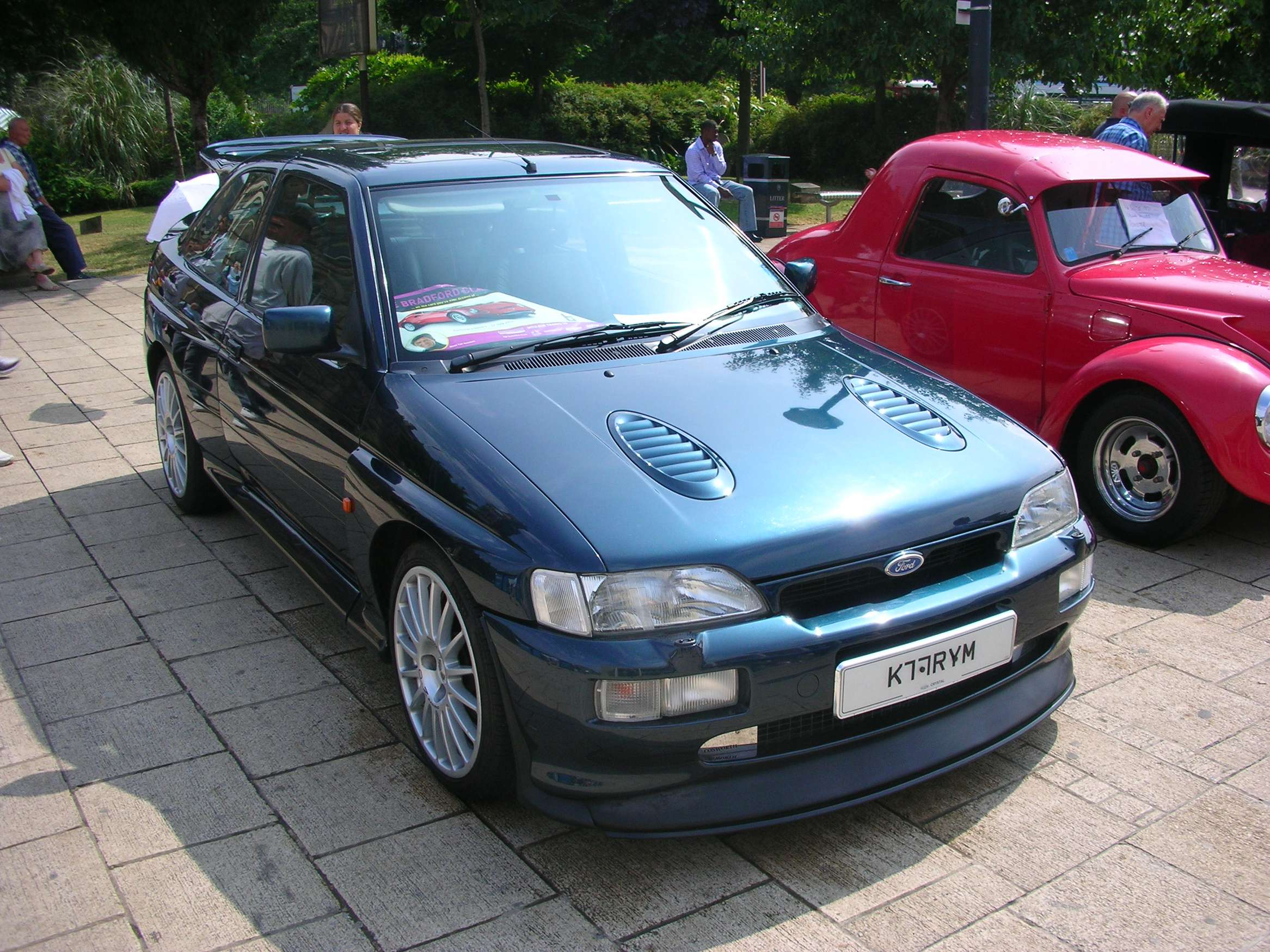 Ford Escort RS Cosworth #9205759