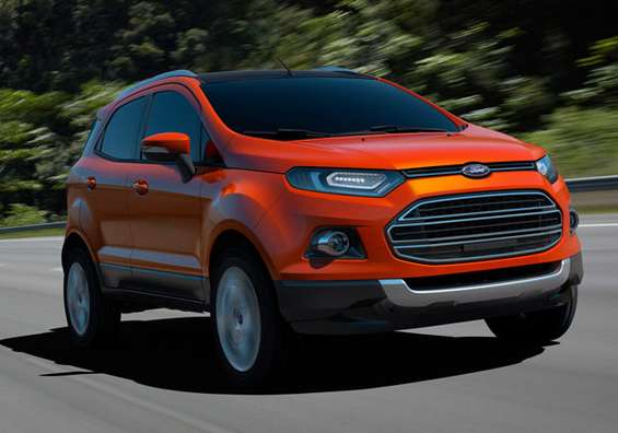 Ford Eco sport #9545402