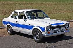 Ford Escort Mexico #7240777