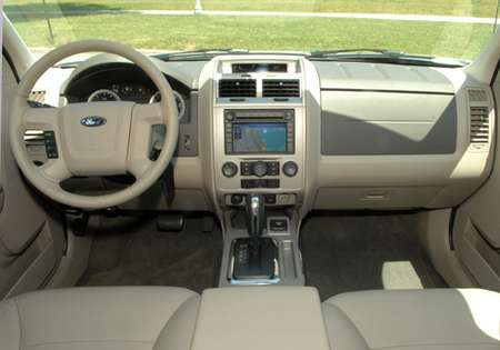 Ford Escape Hybrid #8194560