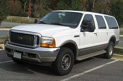 Ford Excursion #8194564