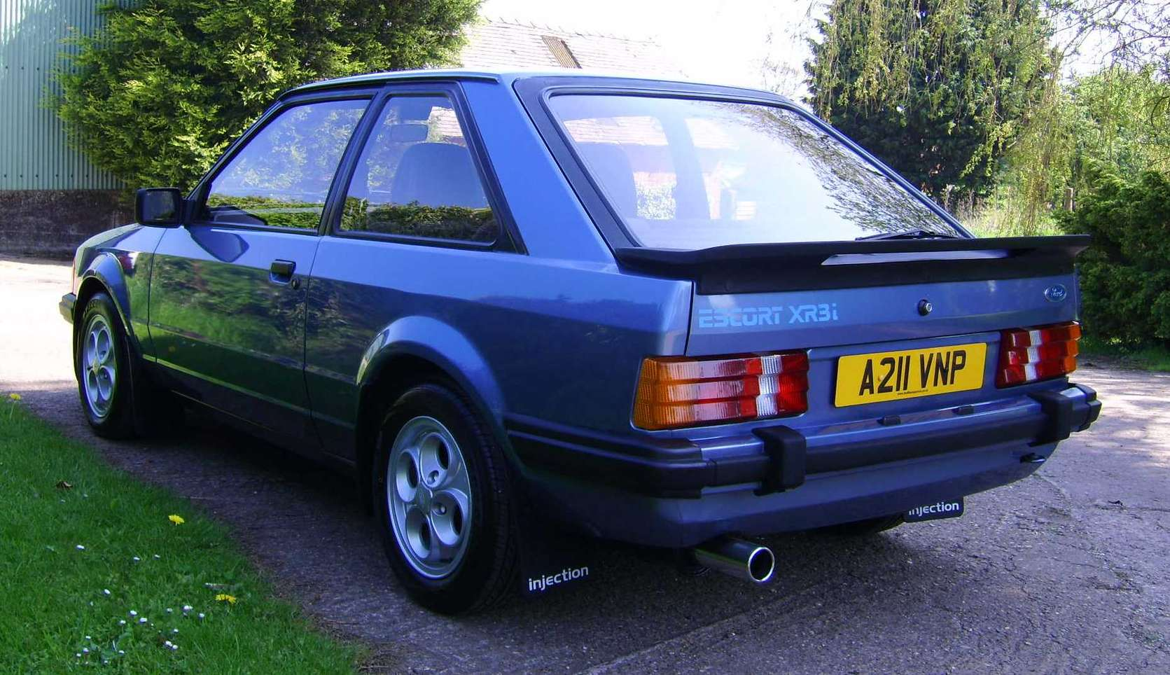 Ford Escort Xr3i #7927647