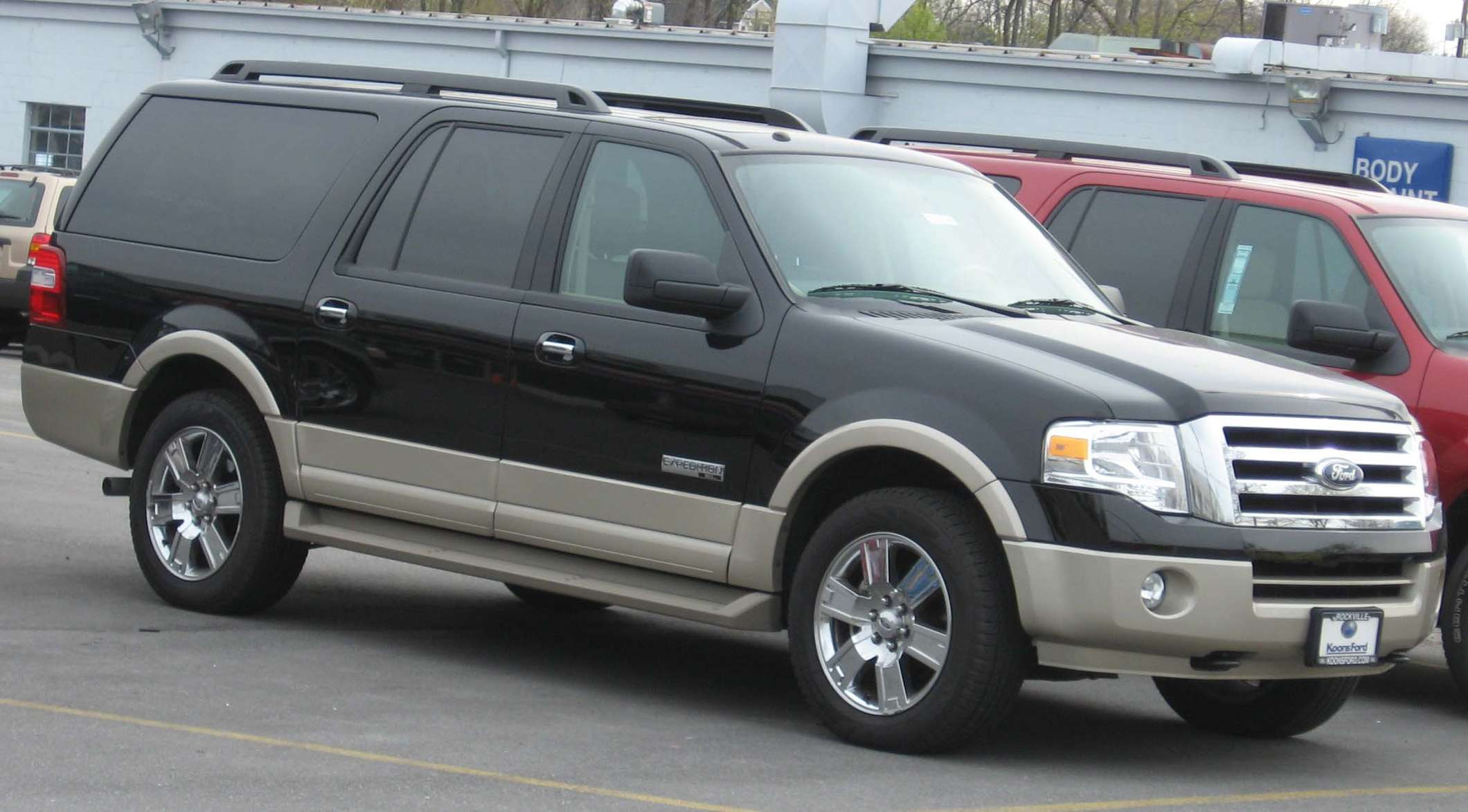 Ford Expedition EL #7443358