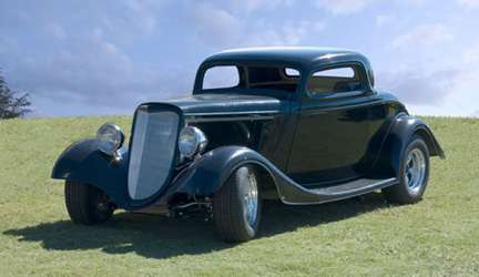 Ford Coupe #9332728