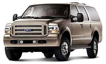 Ford Excursion #9454249