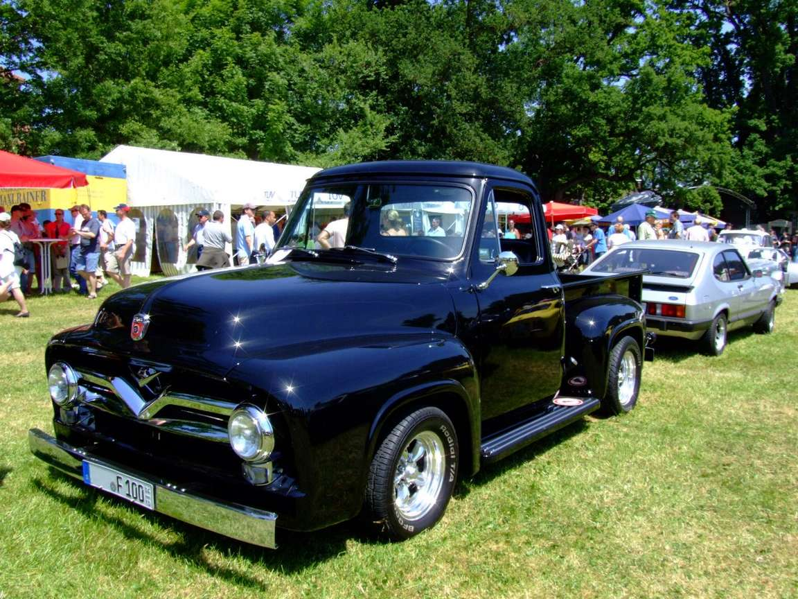 Ford F-100 #8344780