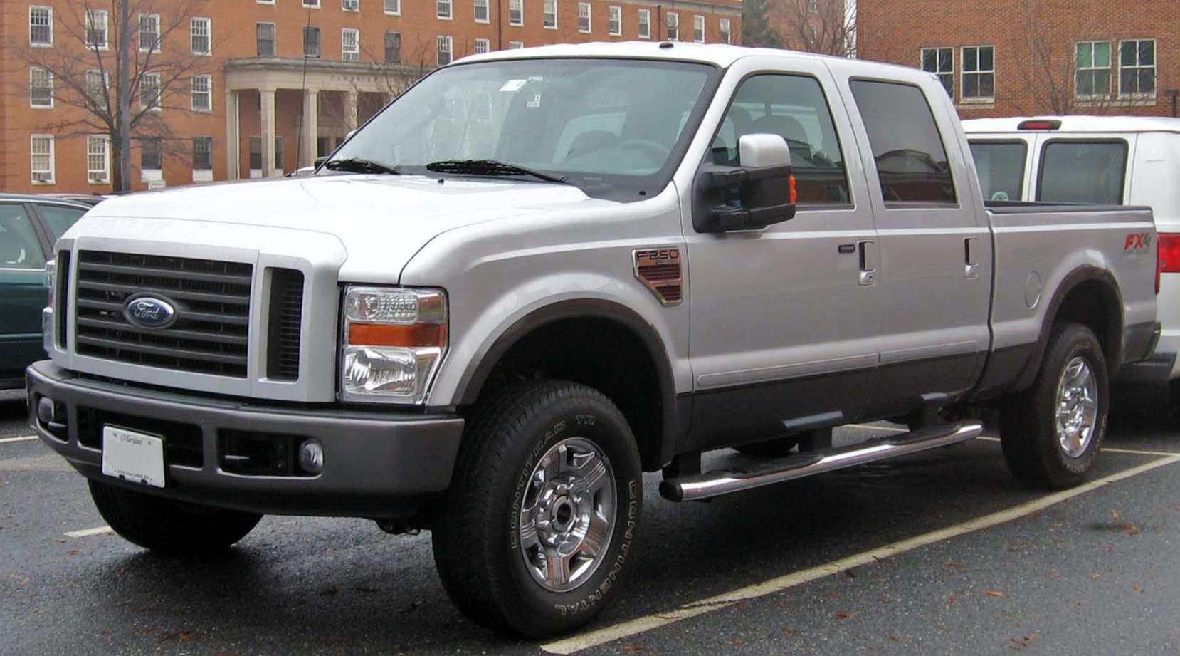 Ford F250 #8290137