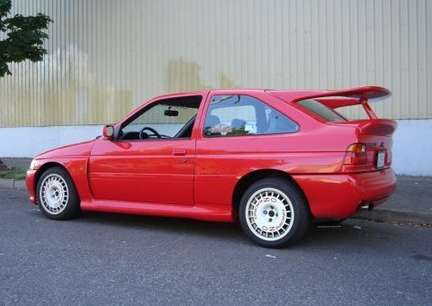Ford Escort RS Cosworth #7048678