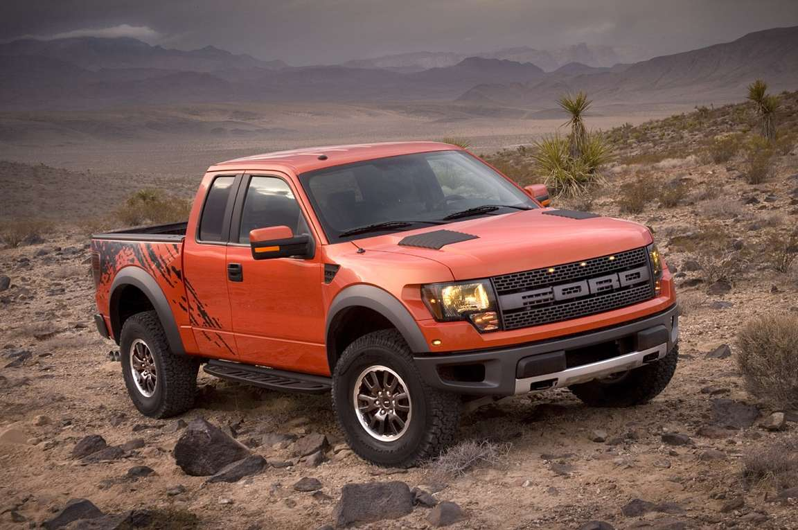 Ford F-150 SVT Raptor #7674884