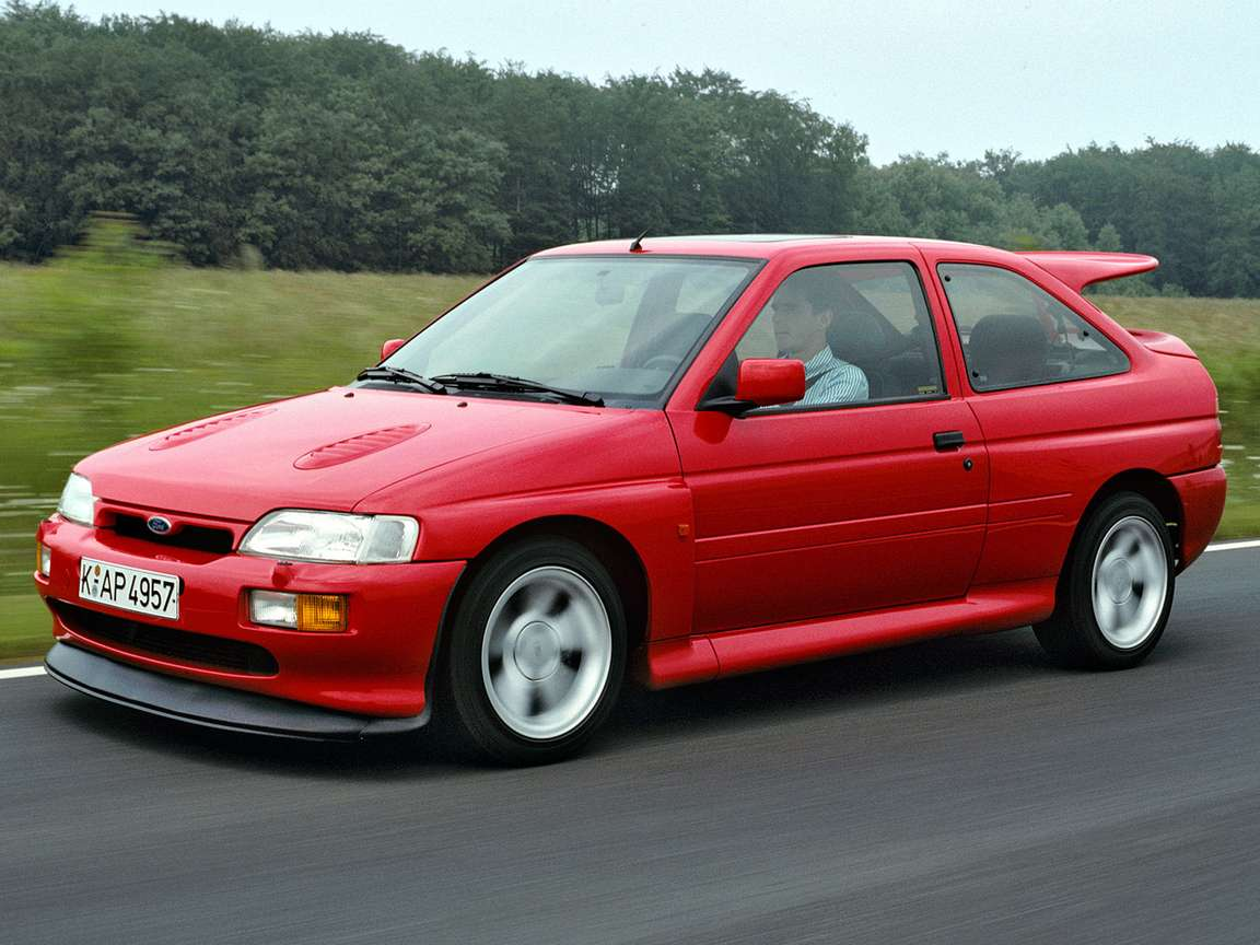 Ford Escort RS Cosworth #8644904