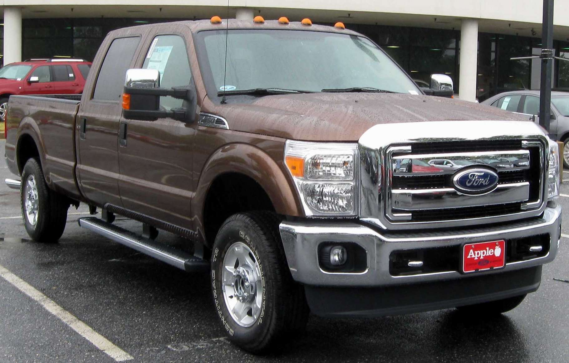 Ford F250 #9721488